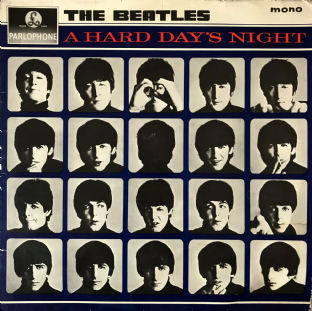Beatles (The) - A Hard Day's Night (LP) (G/G)